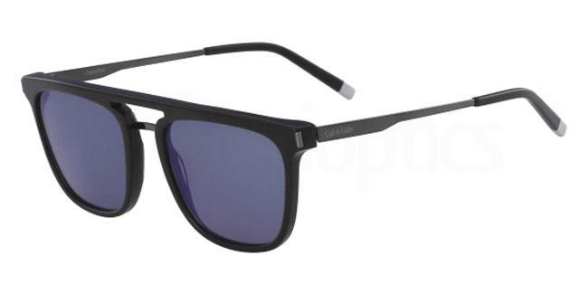 001 CK1239S Sunglasses, Calvin Klein