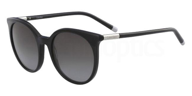 001 CK4355S Sunglasses, Calvin Klein