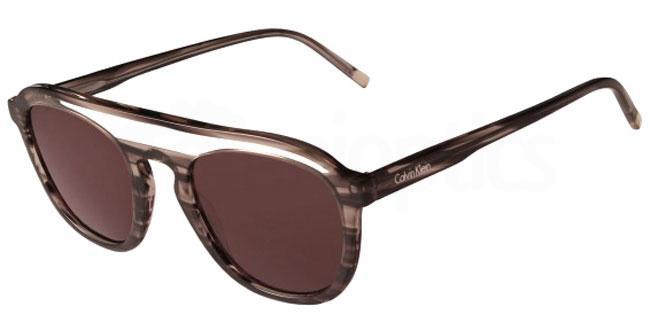 051 CK4357S Sunglasses, Calvin Klein