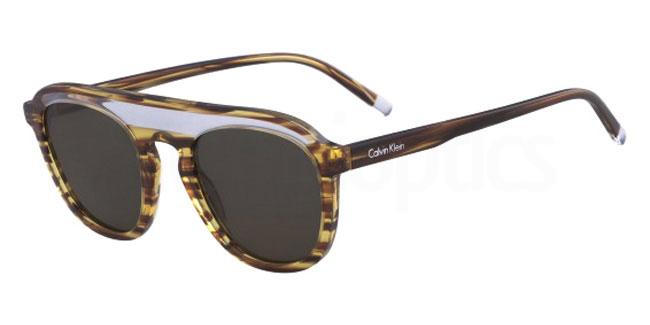254 CK4357S Sunglasses, Calvin Klein