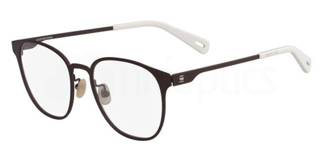 207 GS2127 FLAT METAL GSRD HODIN Glasses, G-Star RAW