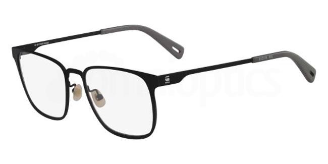 001 GS2128 FLAT METAL GSRD BRONS Glasses, G-Star RAW