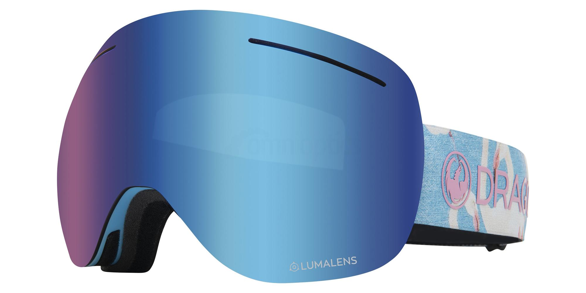 450 DR X1 BONUS Goggles, Dragon