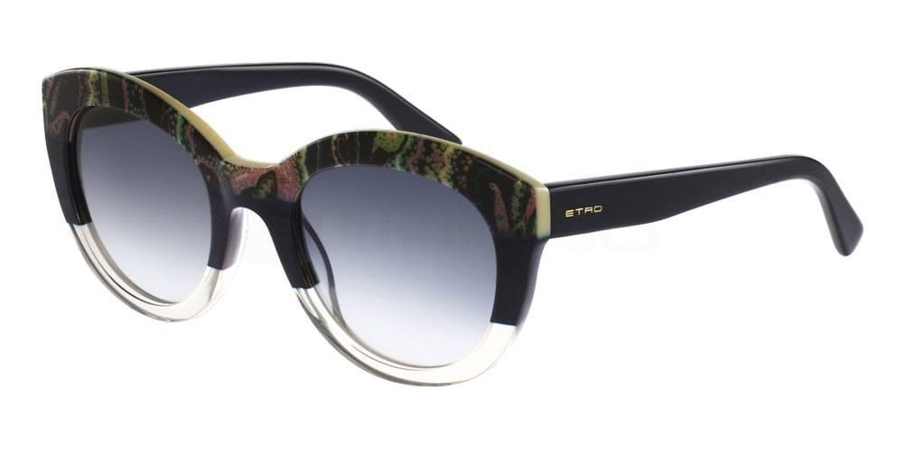 007 ET600S Sunglasses, Etro