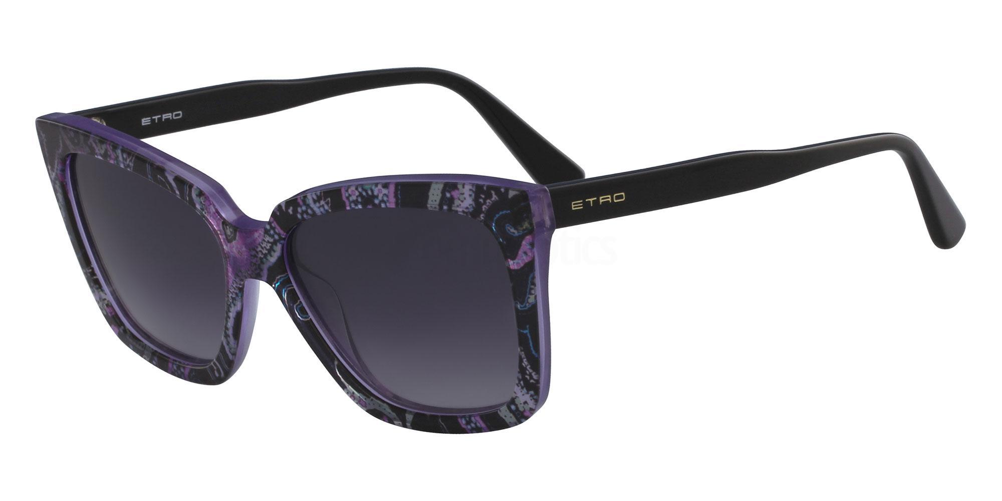 018 ET659S Sunglasses, Etro