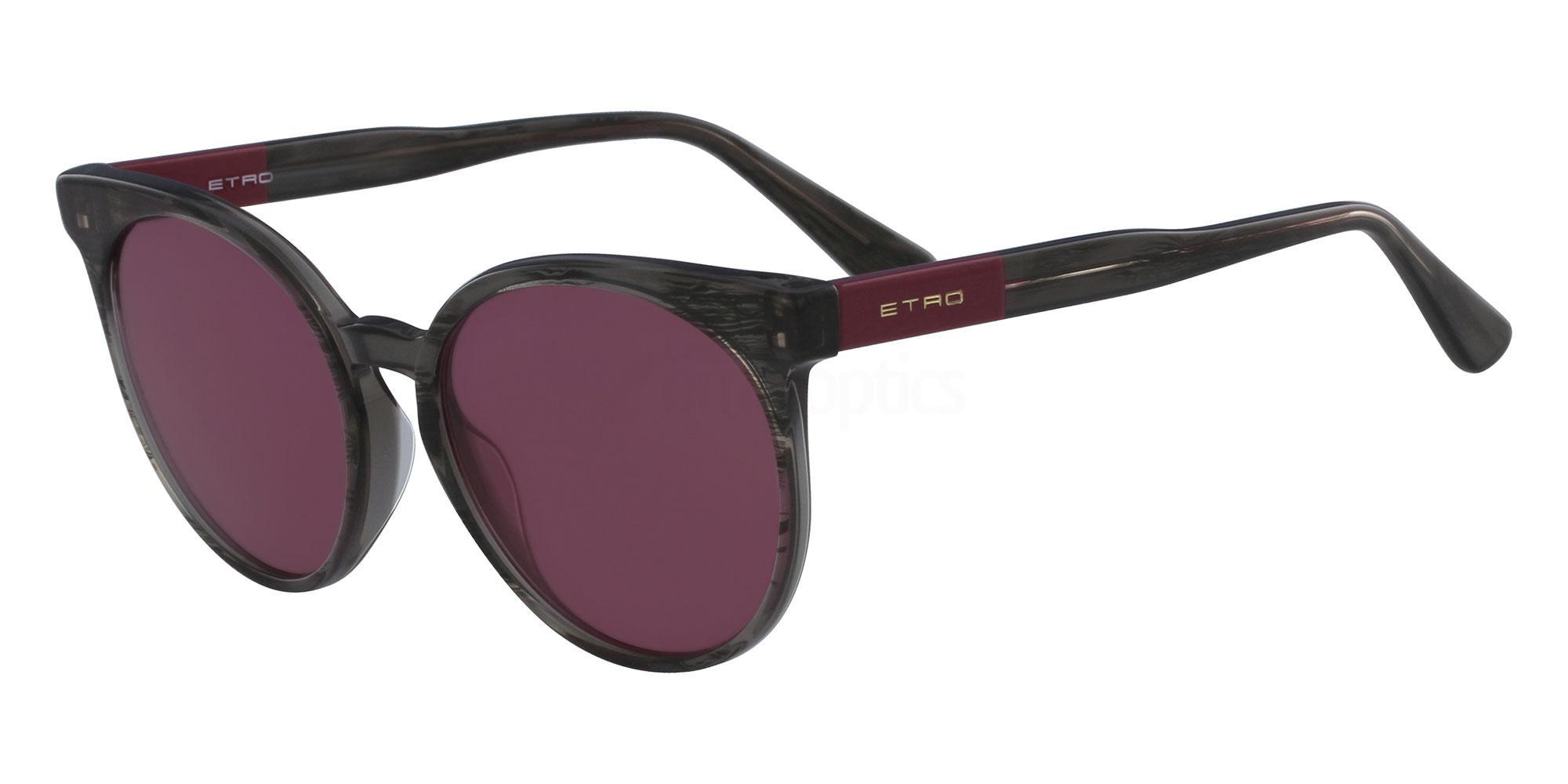 027 ET660S Sunglasses, Etro
