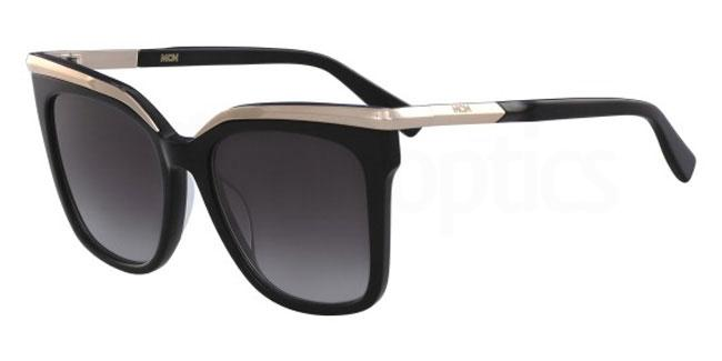 001 MCM642S Sunglasses, MCM