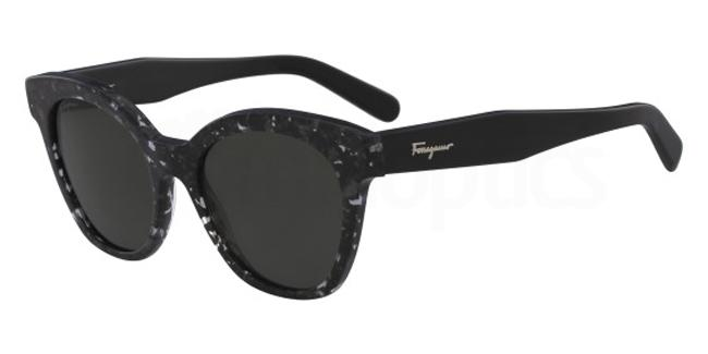 006 SF877S Sunglasses, Salvatore Ferragamo