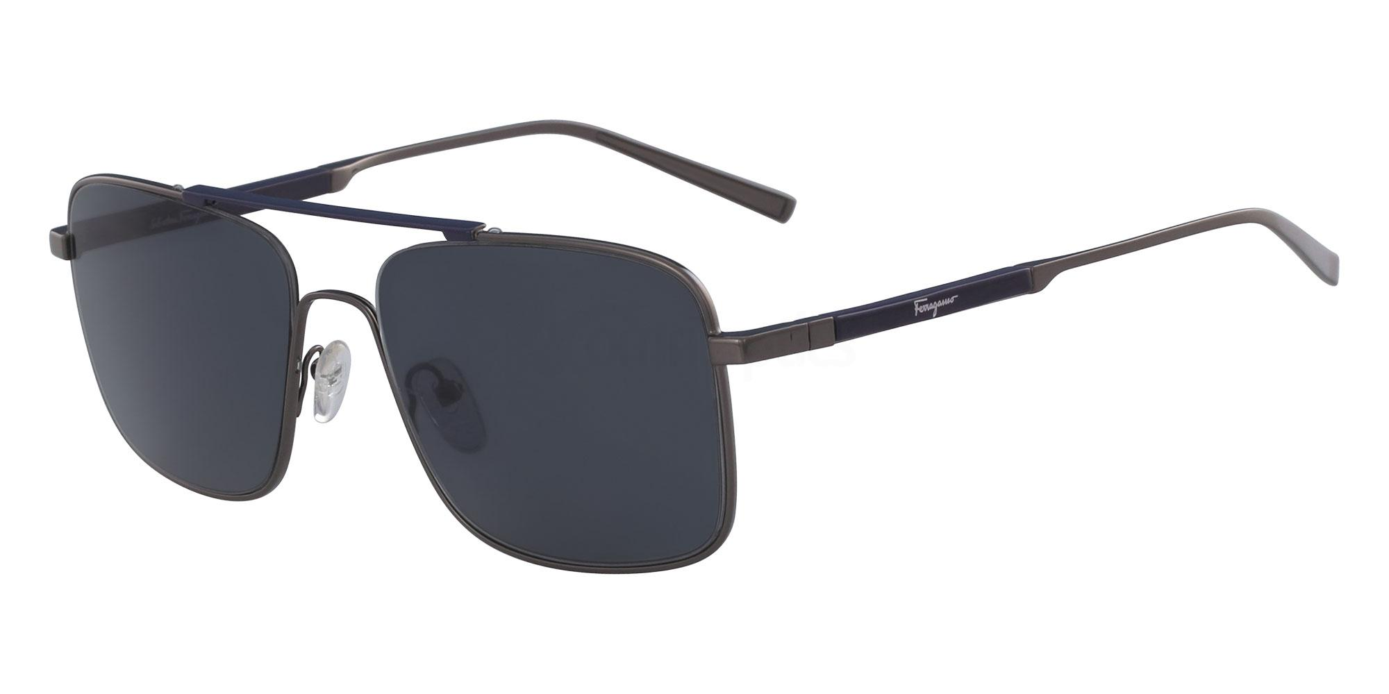 048 SF173S Sunglasses, Salvatore Ferragamo