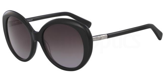 001 LO600S Sunglasses, LONGCHAMP