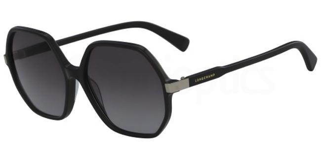 001 LO613S Sunglasses, LONGCHAMP