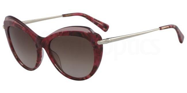 253 LO617S Sunglasses, LONGCHAMP