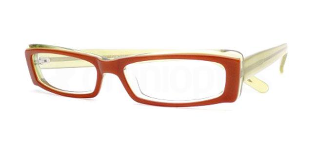Caramel Cordial 860 Glasses, Booth & Bruce Design