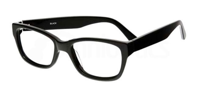 black 883 Glasses, Booth & Bruce Design