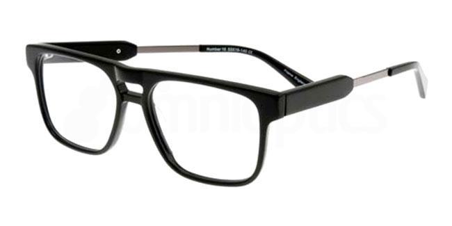 Number 10 BB1508 Glasses, Booth & Bruce Design