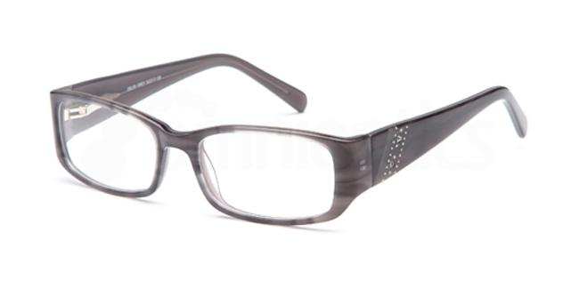 Grey DEL99 Glasses, Delancy