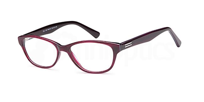 Mauve DEL108 Glasses, Delancy