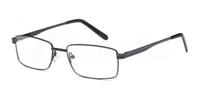 Black CD7086 Glasses, Carducci