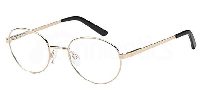 Gold CD7132 Glasses, Carducci