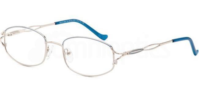 Blue/Silver SIG 009 , Sigma
