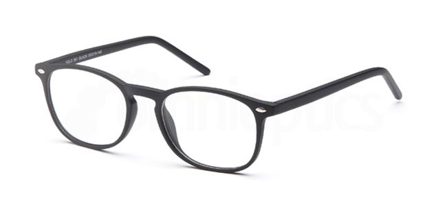 Black SIG 134 Glasses, Sigma