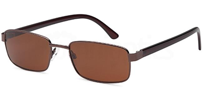 Bronze W37 Sunglasses, Solo Collection