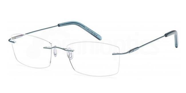 Blue EMP7581 Glasses, Vista