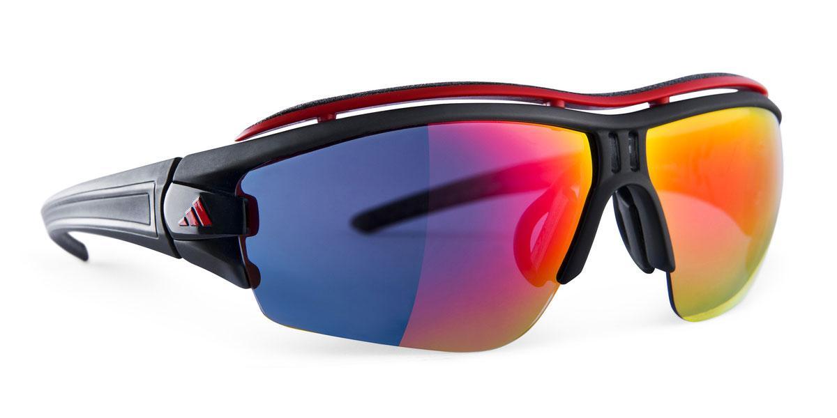 a181 00 6088 a181 Evil Eye Halfrim Pro L Sunglasses, Adidas