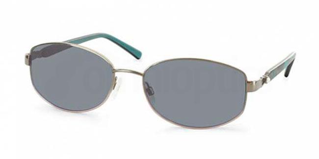 C1 9217 Sunglasses, Ocean Blue