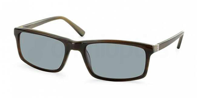 C1 9222 Sunglasses, Ocean Blue
