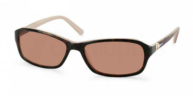 C2 9228 Sunglasses, Ocean Blue