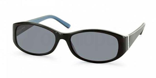 C1 9230 Sunglasses, Ocean Blue