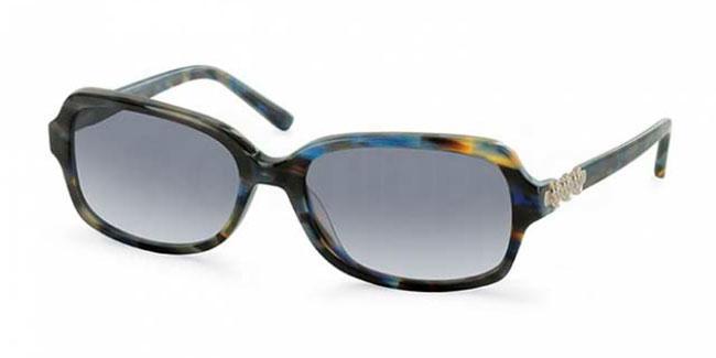 C1 9231 Sunglasses, Ocean Blue