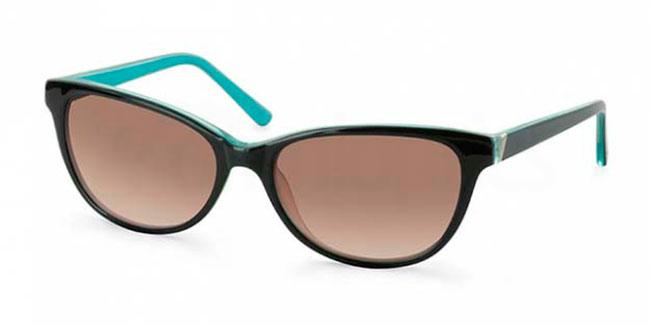C1 9233 Sunglasses, Ocean Blue