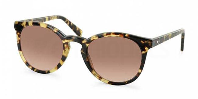 C2 9235 Sunglasses, Ocean Blue