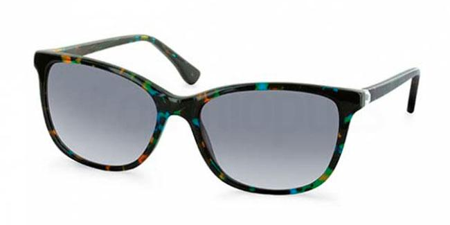 C1 9236 Sunglasses, Ocean Blue