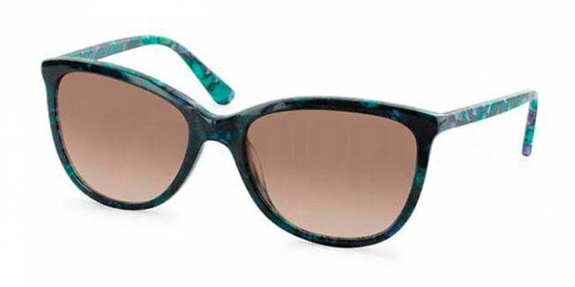C1 9238 Sunglasses, Ocean Blue