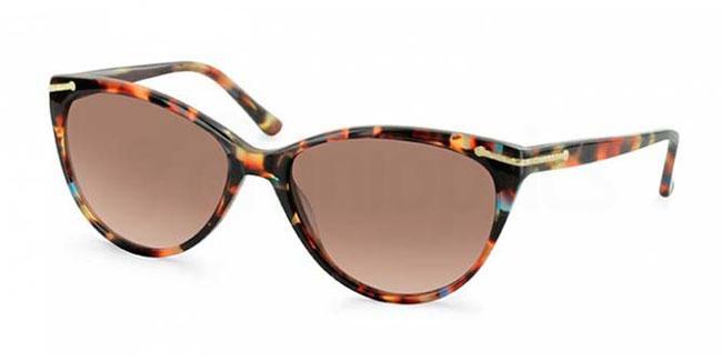 C1 9241 Sunglasses, Ocean Blue