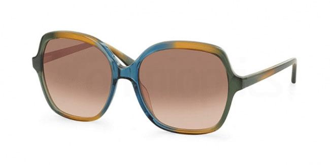 C1 9289 Sunglasses, Ocean Blue