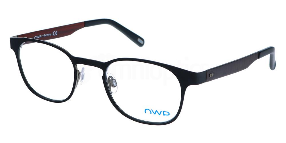 100 8609 Glasses, OWP BLAU
