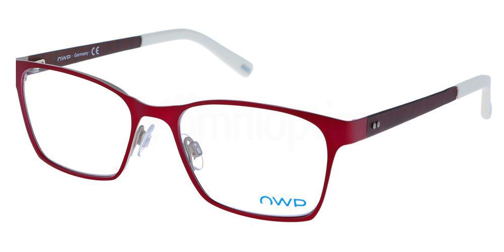 100 1410 Glasses, OWP BLAU