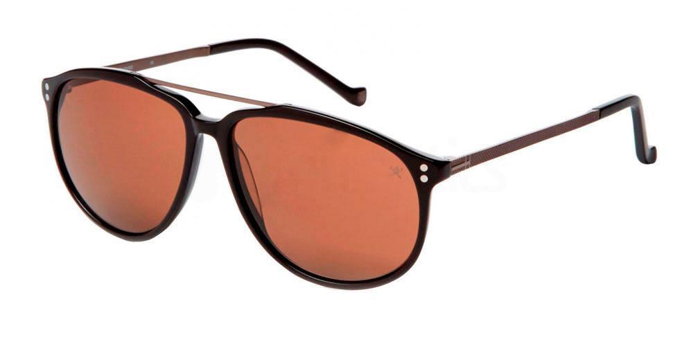 01 HSB853 Sunglasses, Hackett London Bespoke