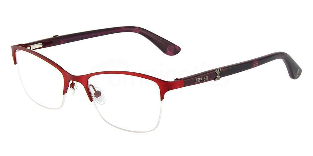 257 AS217A Glasses, Anna Sui