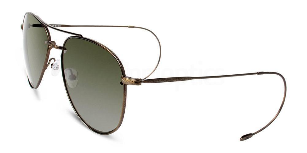 GOLD ANTIQUE JV V792 , John Varvatos