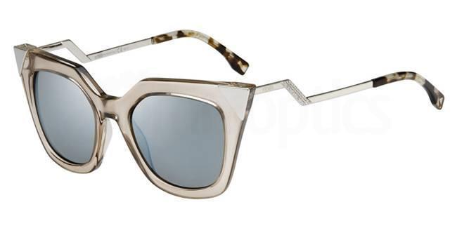 MSQ  (3U) FF 0060/S Sunglasses, Fendi