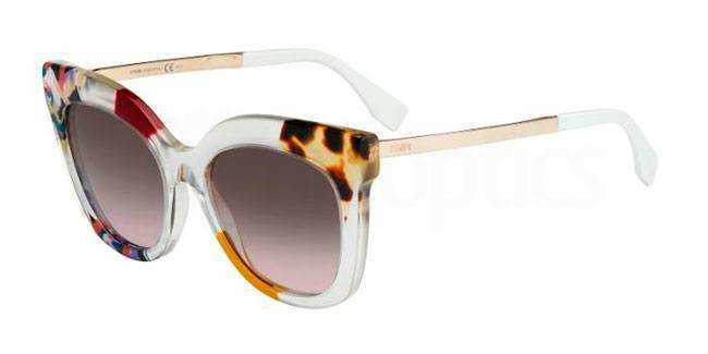 TKW  (LW) FF 0179/S Sunglasses, Fendi