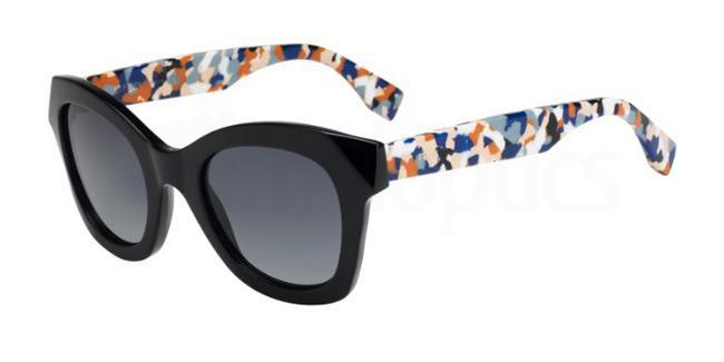 5MB  (HD) FF 0204/S Sunglasses, Fendi