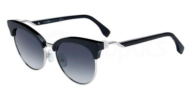 807  (9O) FF 0229/S Sunglasses, Fendi