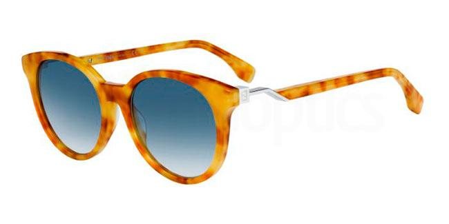 086  (08) FF 0231/S Sunglasses, Fendi