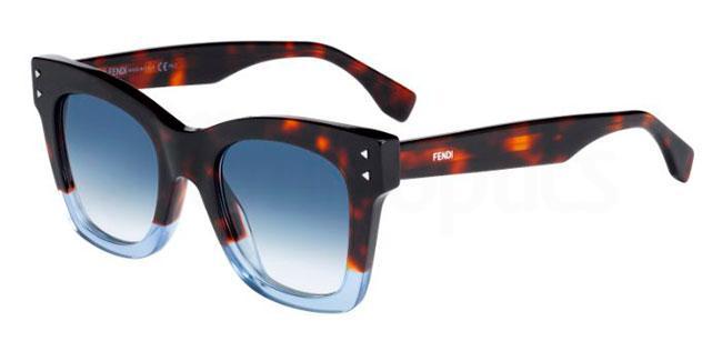 IPR  (08) FF 0237/S Sunglasses, Fendi
